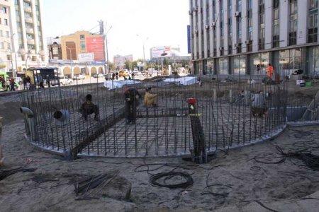 80-струйный фонтан в сентябре появится в Новосибирске