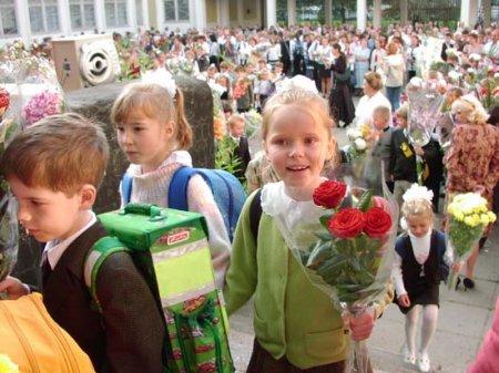 Сколько стоит школьный букет в Новосибирске?