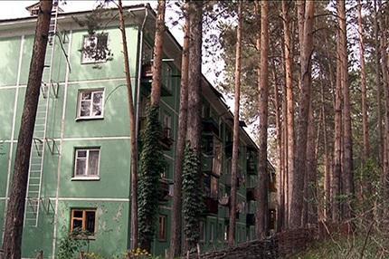 Зеленую зону академгородка не затронут никакие постройки