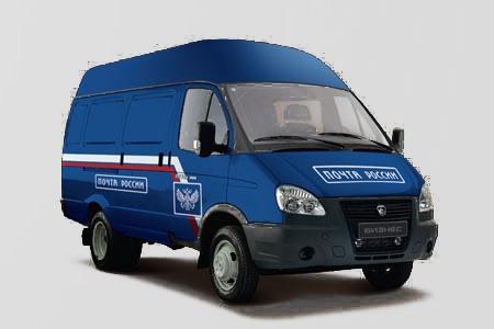 7 мобильных почтовых отделений приедут в Новосибирскую область до конца года