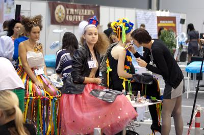 Итоги выставки индустрии красоты проводимой в Новосибирске