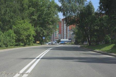 Новый центральный парк вскоре будет построен в Новосибирске