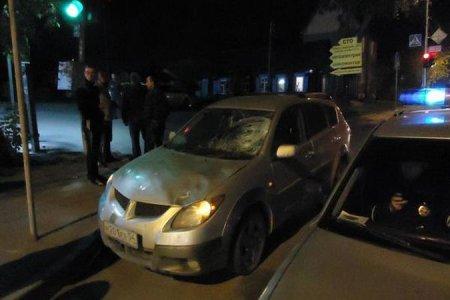 В Новосибирске сотрудник полиции насмерть сбил пешехода