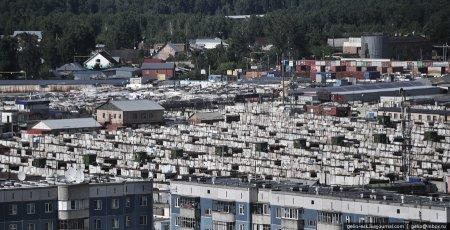 Новосибирская барахолка переезжает за город