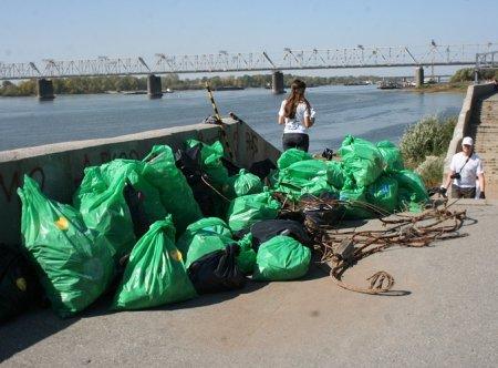 Акция «Блогер против мусора» принесла первые результаты
