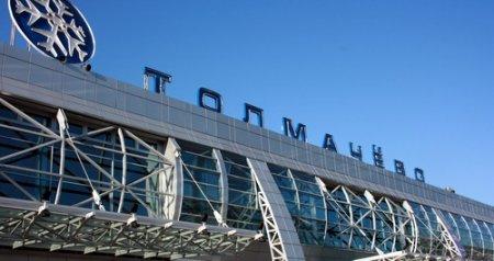 В Толмачево встречают гостей и участников Interra 2012