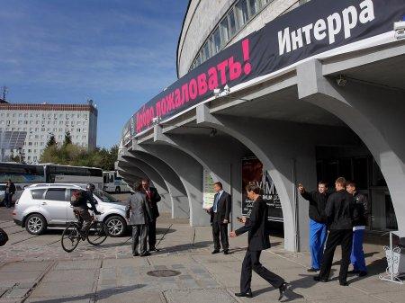 Губернатор озвучил финансирование проведения Interra 2012