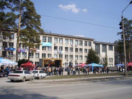 Какие улицы перекроют в Новосибирске на время проведения interra 2012