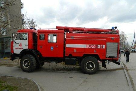 В Новосибирске за субботу произошло 3 пожара, один человек погиб