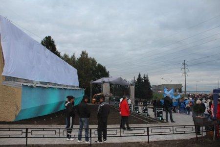 «Покорители Оби» предстали перед жителями Новосибирска в отреставрированном виде