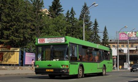 Маршрут 1095 в Новосибирске, продлят до Плющихинского ж/м