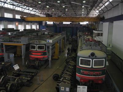 Локомотивное депо в Барабинске Новосибирской области РЖД построит за 6,4 млрд рублей