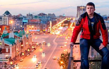 В Новосибирске входят в моду экскурсии по крышам высоток и бизнес-центров