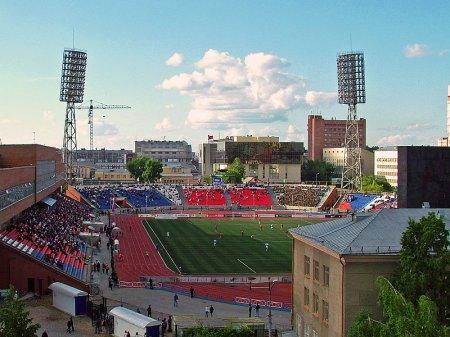 Вничью закончилась схватка между Новосибирским ФК «Сибирь» и «Спартаком» из Нальчика