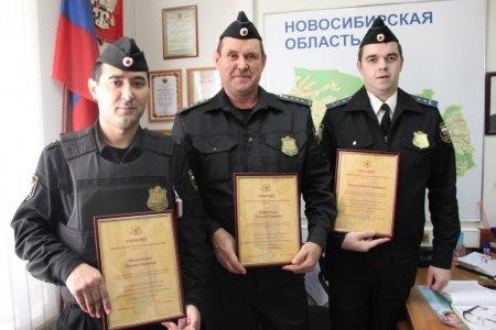 15-ти летний юбилей судебных приставов отметили в Новосибирске