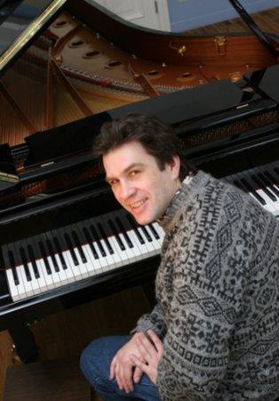 В Новосибирск приедет известный эстонский пианист
