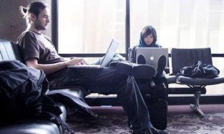"""В аэропорту """"Толмачево"""" появился Wi-Fi"""
