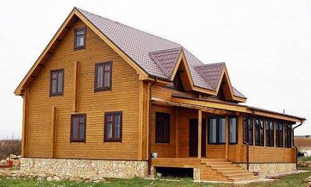 Строительные компании Армана Мурадяна уверенно осваивают деревянное домостроение