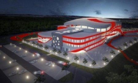 В Новосибирске построят новую спортивную арену