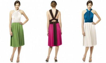 Обзор лучших новинок в мире платьев