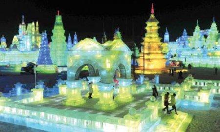 Фестиваль снежной скульптуры стартует 8 января