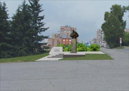 Памятник Тарасу Шевченко отныне будет и в Новосибирске