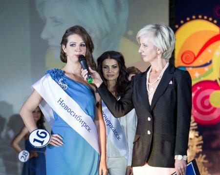 Инженер из Новосибирска приняла участие во всероссийском конкурсе красоты среди офисных сотрудниц «Мисс Офис – 2013»