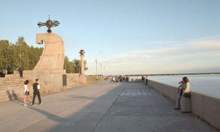 В Новосибирске увеличат набережную