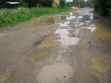 В 2014 году в Новосибирске планируют отремонтировать 270 улиц частного сектора