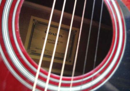 Акустическая гитара Tenson