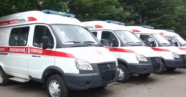Автопарк скорой помощи Новосибирска и области пополнился новыми автомобилями
