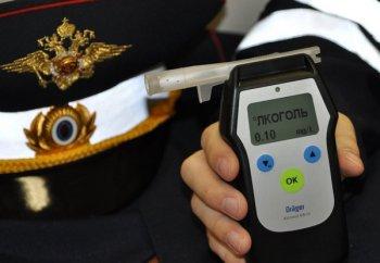Новосибирские автоинспекторы приступили к операции по выявлению выпивших водителей