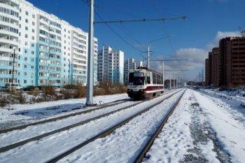 Завтра в Новосибирске стартует новый трамвайный маршрут