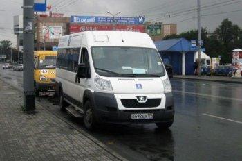 В Новосибирске изменится путь следования маршрутного такси №46
