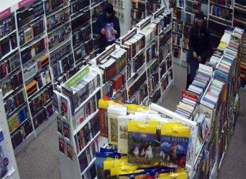 В Заельцовском районе Новосибирска ограбили книжный магазин