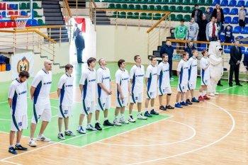 Лидер Суперлиги БК «Новосибирск» обыграл «Химки-Подмосковье»