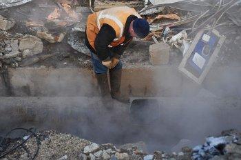 В Новосибирске из-за аварии без тепла и горячей воды остались десятки домов