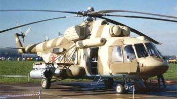 В Новосибирске отремонтируют тридцать индийских вертолетов Ми-17