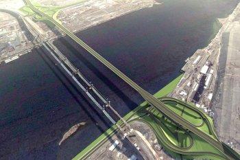Строительство четвертого моста в Новосибирске может быть профинансировано из средств системы «Платон».