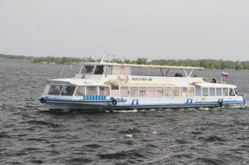Летом в Новосибирске планируют запустить новые маршруты речных трамваев