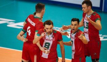 Волейболисты новосибирского «Локомотива» заняли третье место в чемпионате России