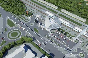 В Дзержинской районе Новосибирска построят автовокзал за 150 миллионов рублей