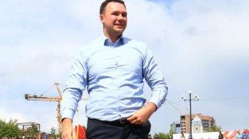 Анатолий Локоть назначил бывшего легкоатлета главой комитета по рекламе