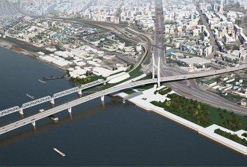 Новосибирск получит 26,2 млрд рублей на строительство Четвертого моста