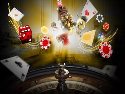 Игра в казино Джет